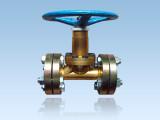 QJT200-20气体管路直通截止阀